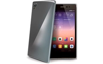 Kryt na mobil Celly pro Huawei P8 (GELSKIN505) průhledný