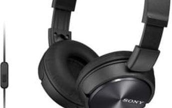 Sony MDR-ZX310APB (Black)