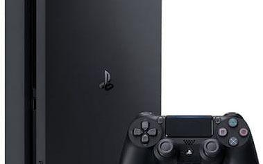 Herní konzole Sony SLIM 1TB (PS719851059) černá