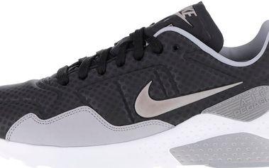 Šedé vzorované pánské tenisky Nike Air zoom Pegasus