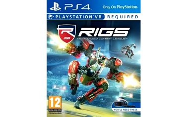 Hra Sony RIGS Mechanized Combat League (PS4) (PS719860952 )