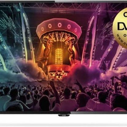 Televize Philips 49PUS6101 černá