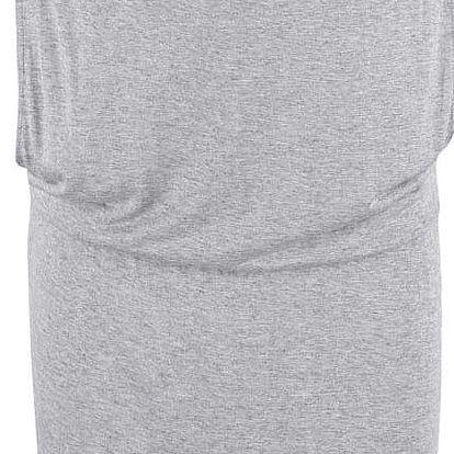 Šedé šaty Bench Laylow