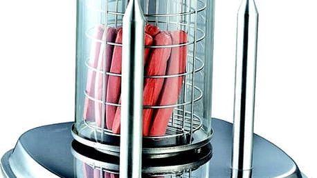 Hot dog Guzzanti GZ 460 červený/nerez/sklo