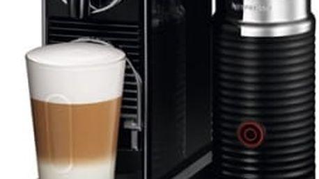Espresso DeLonghi Nespresso Citiz EN267.BAE černé