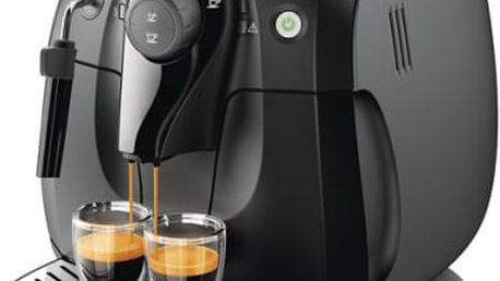 Espresso Philips HD8651/09 černé