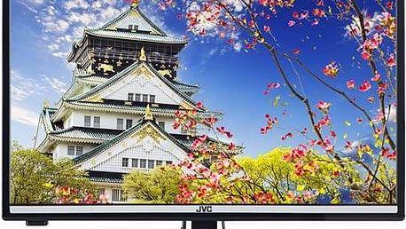 Televize JVC LT-24V250 černá + Doprava zdarma