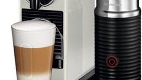 Espresso DeLonghi Nespresso Citiz EN267.WAE bílé