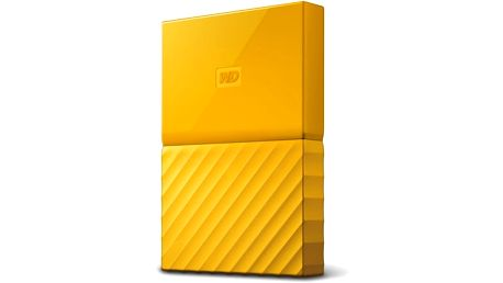 "Externí pevný disk 2,5"" Western Digital 1TB (WDBYNN0010BYL-WESN) žlutý"