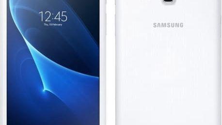 "Dotykový tablet Samsung Tab A (7.0, 2016) 8 GB, Wi-Fi (SM-T280NZWAXEZ) bílý 7"", 8 GB, WF, BT, GPS, Android 5.1"