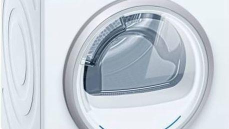 Sušička prádla Siemens WT45H200BY bílá Žehlička Siemens TB60XTRM (zdarma) + Doprava zdarma