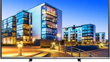 Televize Panasonic TX-49DSU501 černá/stříbrná