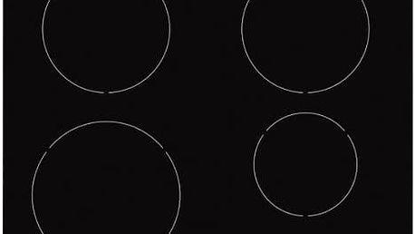 Indukční varná deska Electrolux EHH3634F9K černá