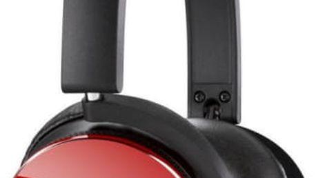 Sluchátka AKG Y50 červená
