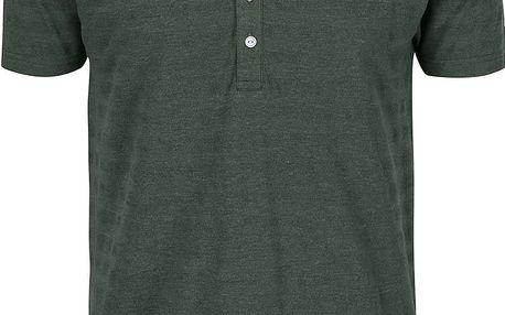 Zelené pruhované triko Lindbergh Sprit
