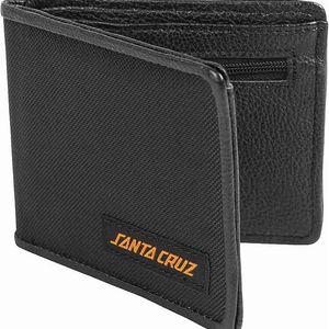 peněženka SANTA CRUZ - SCS Block Strip Black (BLACK)