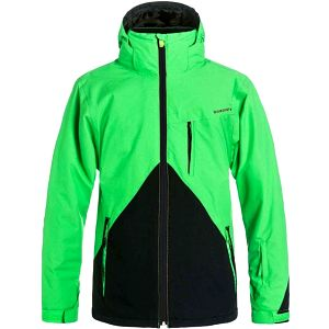bunda QUIKSILVER - Mission Colorblock Jacket (GLQ0) velikost: XL