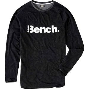 triko BENCH - Cut-Out Black (BK014)