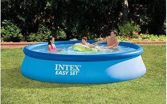 Bezén Intex EASY SET 3,96 x 0,84 m bez filtrace