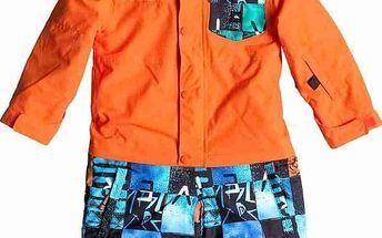 kombinéza QUIKSILVER - Rookie Kids Suit (BYB8) velikost: 4/5