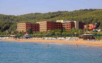 Turecko - Alanya na 8 dní, all inclusive s dopravou letecky z Prahy nebo Brna