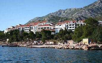 Chorvatsko - Severní Dalmácie na 8 dní, all inclusive nebo polopenze s dopravou vlastní