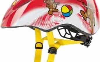 UVEX Kid 2 bears dětská cyklistická přilba