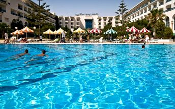Tunisko - Sousse na 8 až 15 dní, all inclusive s dopravou letecky z Prahy