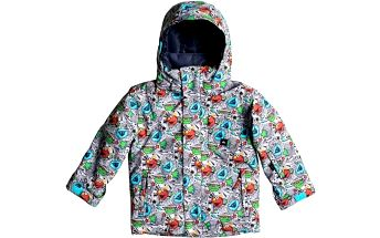 bunda QUIKSILVER - Little Mission Kids Jacket (GLQ9)