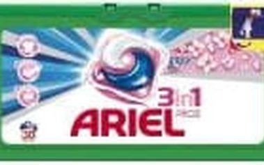 ARIEL Gelové kapsle Touch of Lenor 30 kusů