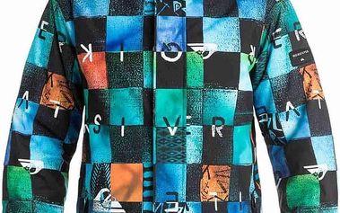 bunda QUIKSILVER - Mission Printed Jacket (BYB8) velikost: M