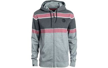 mikina RIP CURL - Lines Zt Hooded Beton Marle (9032)