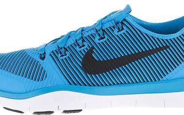 Modré pánské tenisky s detaily Nike Free Train Versatility