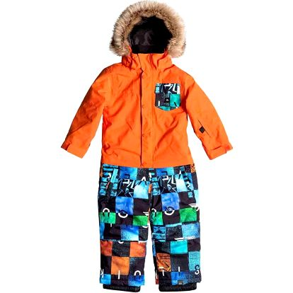 kombinéza QUIKSILVER - Rookie Kids Suit (BYB8) velikost: 6/7