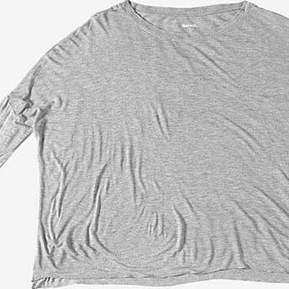 triko BENCH - Addendum Mid Grey Marl (GY001X)