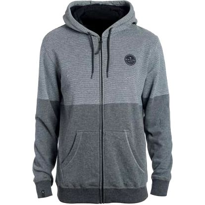 mikina RIP CURL - Sultans Zt Hooded Black (90) velikost: XL