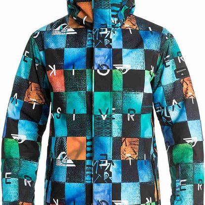 bunda QUIKSILVER - Mission Printed Jacket (BYB8) velikost: XL