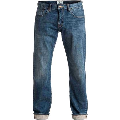 kalhoty QUIKSILVER - Sequel Medium Blue 32 (BYGW) velikost: 30
