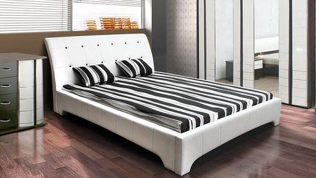 Manželská postel Jocelina 2