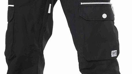 kalhoty CLWR - Pant Black (900)