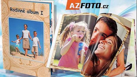 Velká fotokniha dle výběru, 6 variant