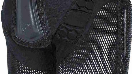 šortky AMPLIFI - Fuse Pant Black (BLACK)