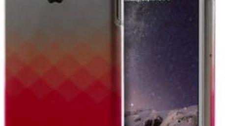 Kryt na mobil Aprolink Gradient Clear Case pro iPhone 6 (i6PP10.PK) růžový