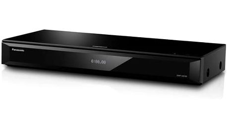 3D Blu-Ray přehrávač Panasonic DMP-UB700EGK černý + Doprava zdarma