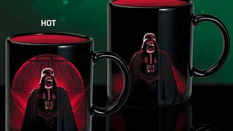 Hrnek reagující na teplo Star Wars Death Star