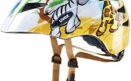 UVEX Kid 1 safari 2016 dětská cyklistická přilba