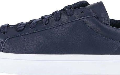 Tmavě modré pánské tenisky adidas Originals Court Vantage