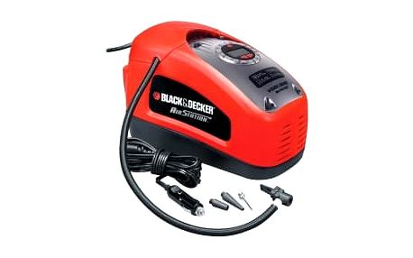 BLACK&DECKER ASI300 kompresor