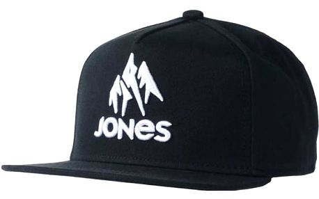 kšiltovka JONES - Jones Cap Jackson Cap Black (BLACK) velikost: OS