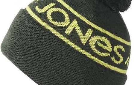 kulich JONES - Jones Beanie Chamonix Beanie Green/Lime (GREEN/LIME)